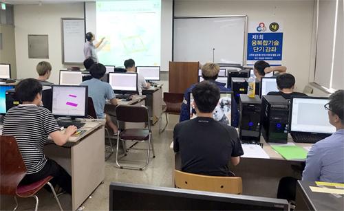 ICT사업단, 제 1회 융복합기술 단기강좌 성료 첨부파일 : s ICT사업단1.jpg